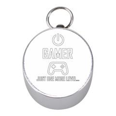 Gamer Mini Silver Compasses