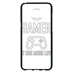 Gamer Samsung Galaxy S8 Plus Black Seamless Case