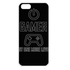 Gamer Apple Iphone 5 Seamless Case (white)