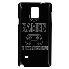Gamer Samsung Galaxy Note 4 Case (black)