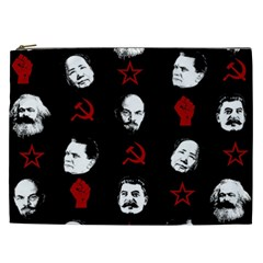 Communist Leaders Cosmetic Bag (xxl)