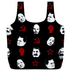 Communist Leaders Full Print Recycle Bags (l)