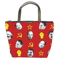 Communist Leaders Bucket Bags