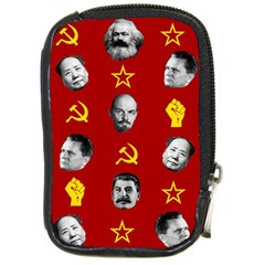 Communist Leaders Compact Camera Cases
