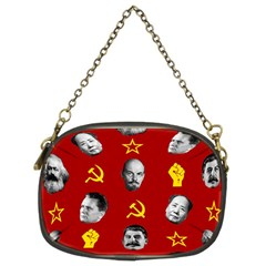 Communist Leaders Chain Purses (two Sides)