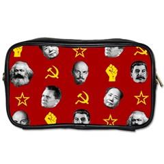Communist Leaders Toiletries Bags 2 Side