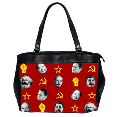 Communist Leaders Office Handbags (2 Sides)