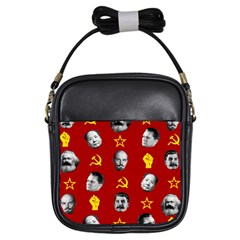 Communist Leaders Girls Sling Bags