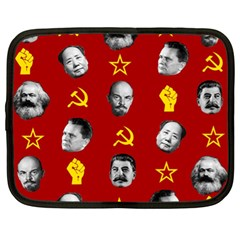 Communist Leaders Netbook Case (xl)