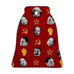 Communist Leaders Bell Ornament (two Sides)