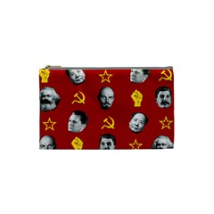 Communist Leaders Cosmetic Bag (small)
