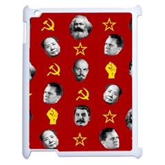 Communist Leaders Apple Ipad 2 Case (white)