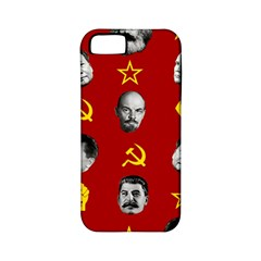 Communist Leaders Apple Iphone 5 Classic Hardshell Case (pc+silicone)