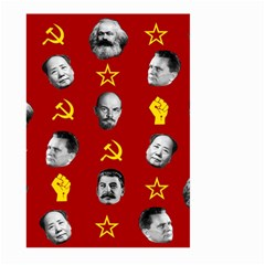 Communist Leaders Large Garden Flag (two Sides)