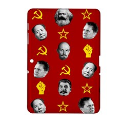 Communist Leaders Samsung Galaxy Tab 2 (10 1 ) P5100 Hardshell Case
