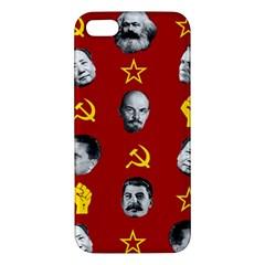 Communist Leaders Iphone 5s/ Se Premium Hardshell Case