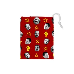 Communist Leaders Drawstring Pouches (small)