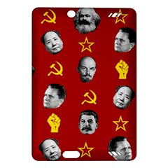 Communist Leaders Amazon Kindle Fire Hd (2013) Hardshell Case