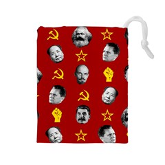 Communist Leaders Drawstring Pouches (large)