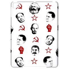 Communist Leaders Apple Ipad Pro 9 7   Hardshell Case