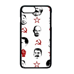 Communist Leaders Apple Iphone 7 Plus Seamless Case (black)