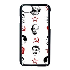 Communist Leaders Apple Iphone 7 Seamless Case (black)