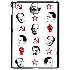 Communist Leaders Apple Ipad Pro 9 7   Black Seamless Case