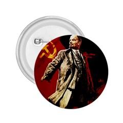 Lenin  2 25  Buttons