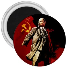 Lenin  3  Magnets