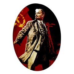 Lenin  Ornament (oval)