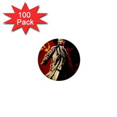 Lenin  1  Mini Buttons (100 Pack)