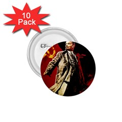 Lenin  1 75  Buttons (10 Pack)