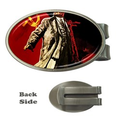 Lenin  Money Clips (oval)