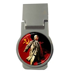 Lenin  Money Clips (round)