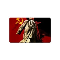 Lenin  Magnet (name Card)