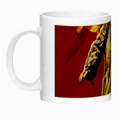 Lenin  Night Luminous Mugs