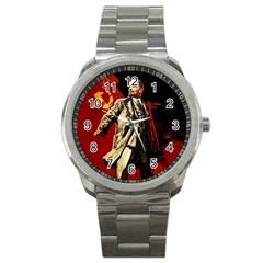 Lenin  Sport Metal Watch