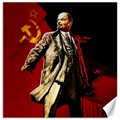Lenin  Canvas 20  X 20