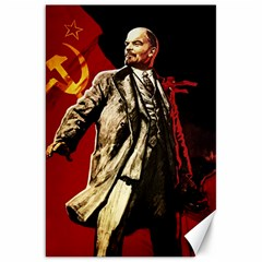 Lenin  Canvas 20  X 30