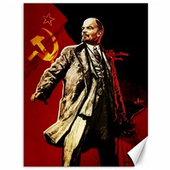 Lenin  Canvas 36  X 48