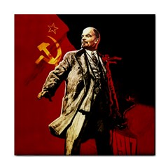 Lenin  Face Towel