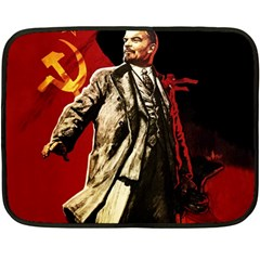 Lenin  Fleece Blanket (mini)