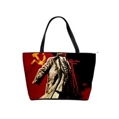 Lenin  Shoulder Handbags