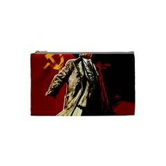 Lenin  Cosmetic Bag (small)
