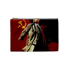 Lenin  Cosmetic Bag (medium)