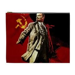 Lenin  Cosmetic Bag (xl)