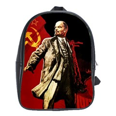 Lenin  School Bag (large)