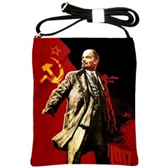 Lenin  Shoulder Sling Bags