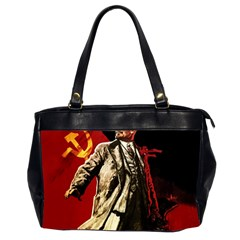 Lenin  Office Handbags (2 Sides)