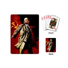 Lenin  Playing Cards (mini)
